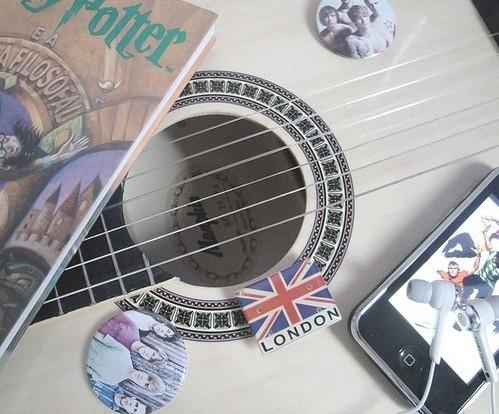 吉他有哪些持琴姿势