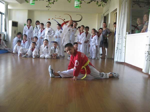 幼儿学习跆拳道有必要吗?有什么好处