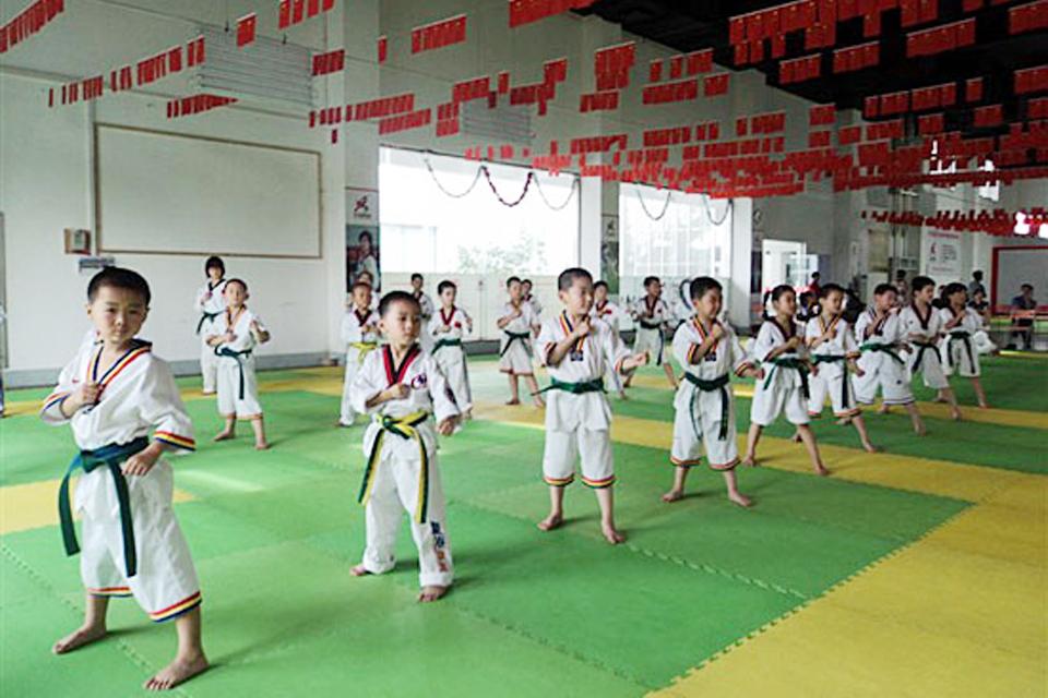 孩子学习跆拳道能学习到什么