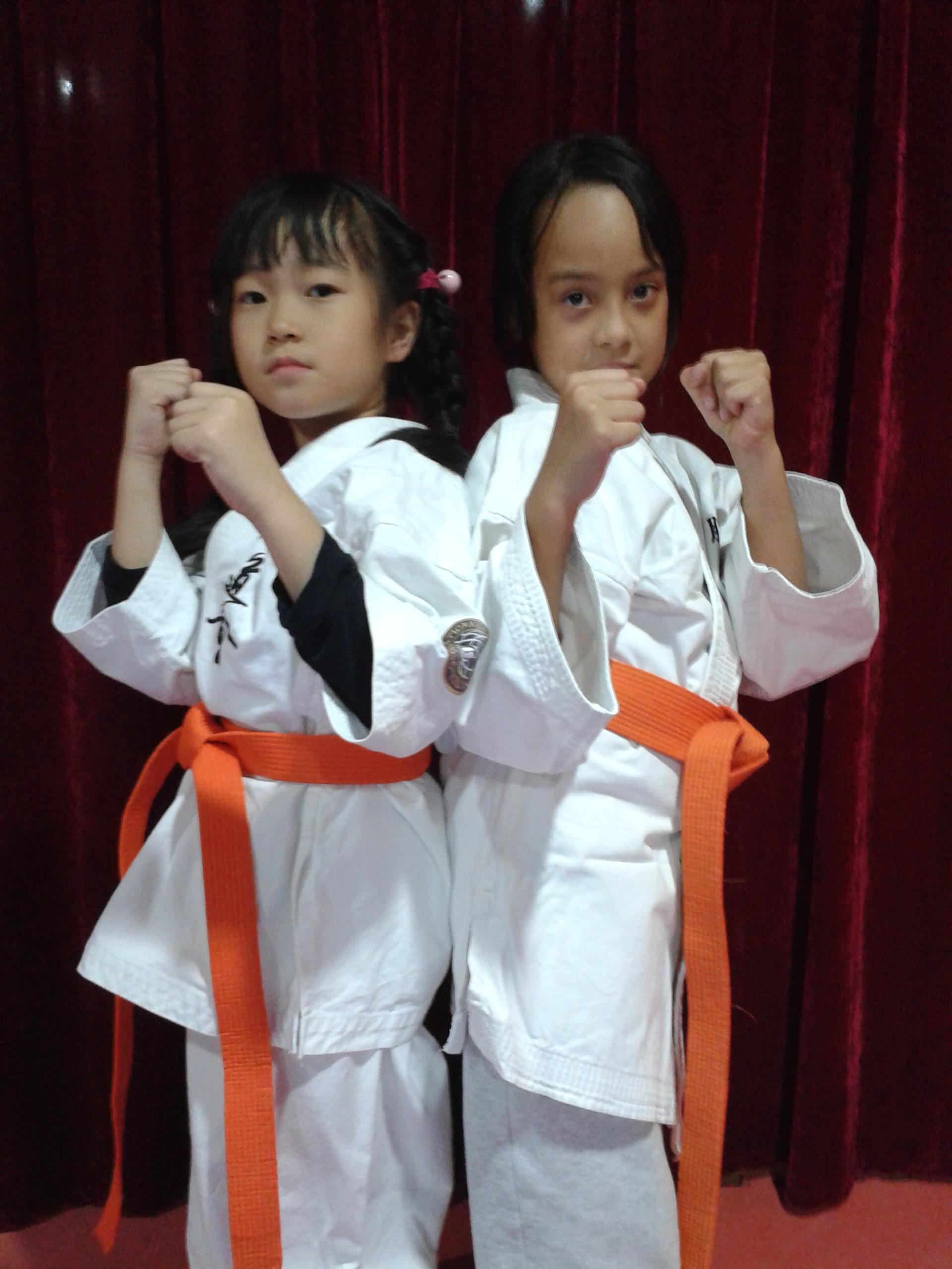 想给孩子参加个跆拳道班,有必要吗?主要有什么作用