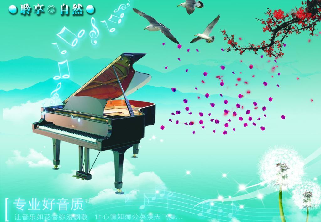 钢琴有时会出现杂音,该怎么处理