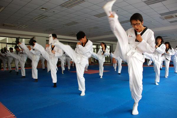 跆拳道适合孩子学习吗有哪些需要注意的问题